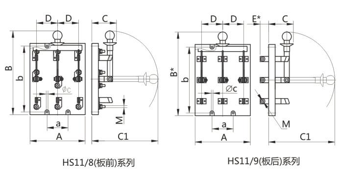 上海人民电器价格表_HS11开启式刀开关,HS11-200,HS11-400,HS11-600/38刀开关型号,价格,品牌– ...
